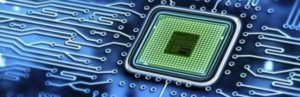 A recent silicon chip
