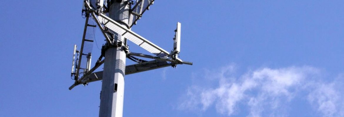 Here is how cell towers work