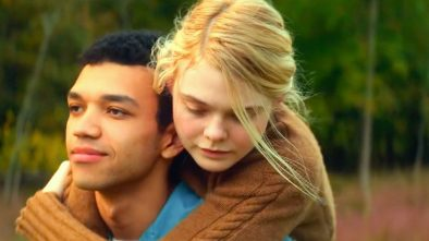 Scene from All the Bright Places, on Netflix
